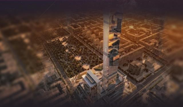 Структура Абу-Даби Плаза