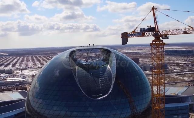EXPO 2017 Сфера строительства