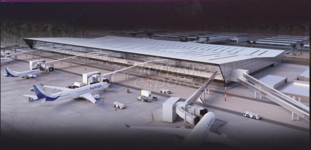 Кувейтский терминал терминала-A
