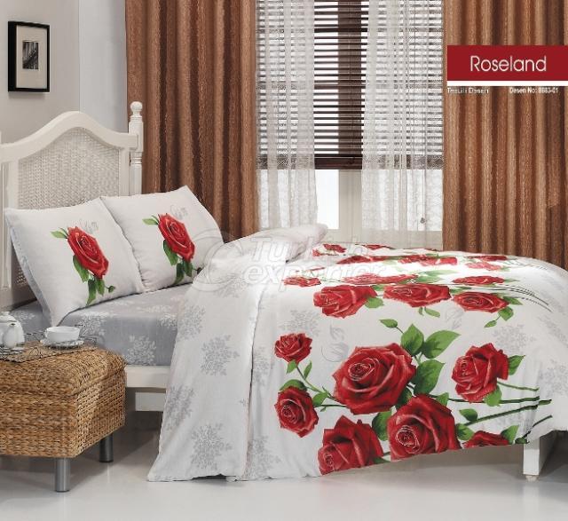 Bed Linen Roseland 8683-01