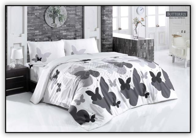 Bed Linen Butterfly 050950-01
