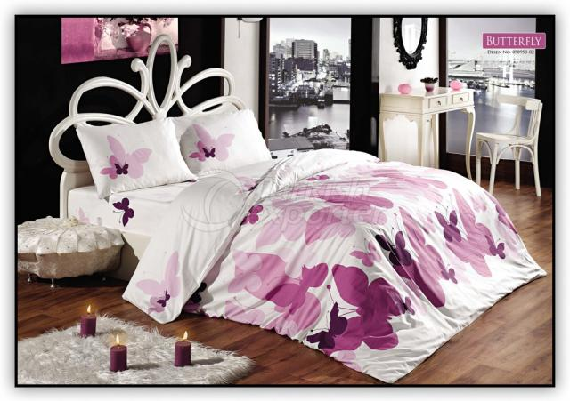 Bed Linen Butterfly 050950-02