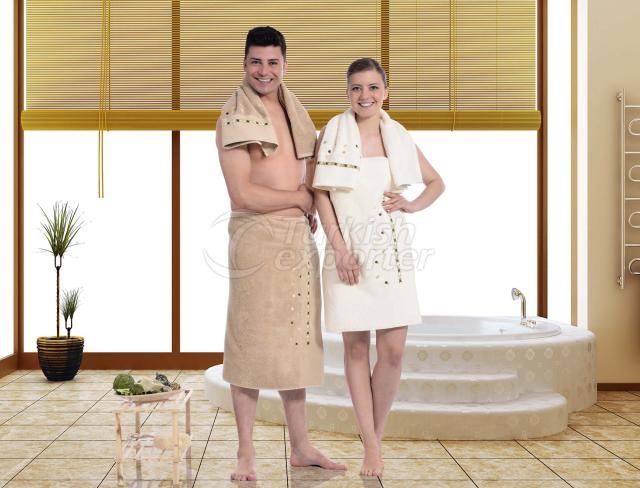 Bath Towels Prestige Boucle