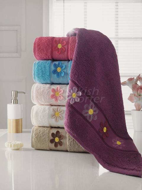 Applique Towel Prestige