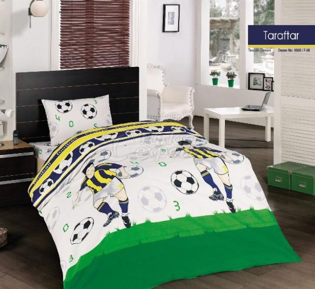 Bed Linen Taraftar 9608 F-06