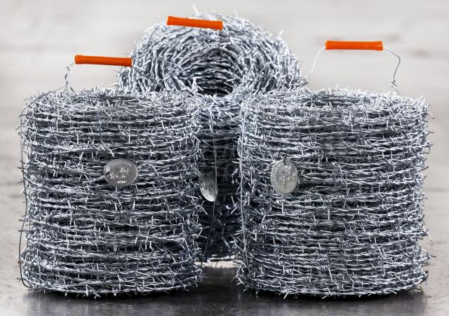 Conventional Barbed Wire