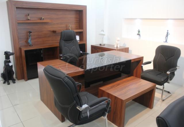 Ofis Mobilyaları Pleksi