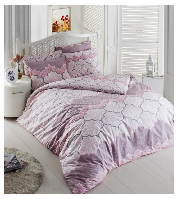 %100 Cotton Duvet Cover Set