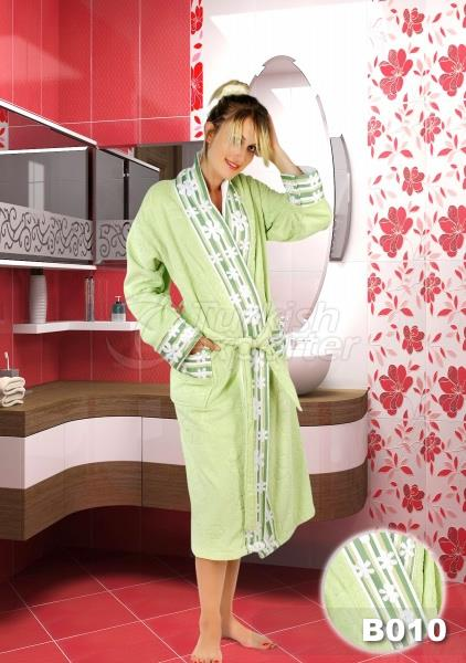 Bathrobes B010