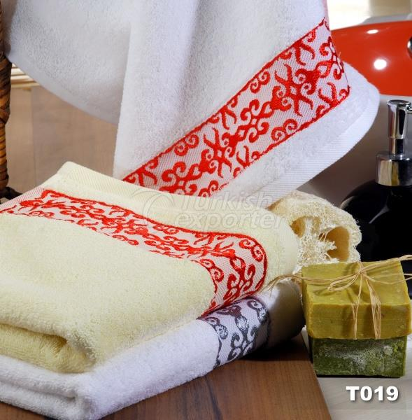 Towels T019