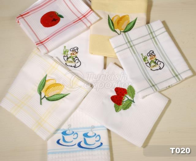 Towels T020