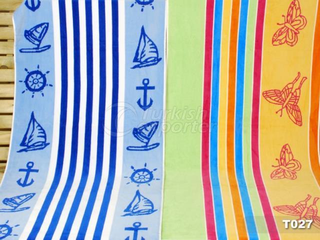 Towels T027