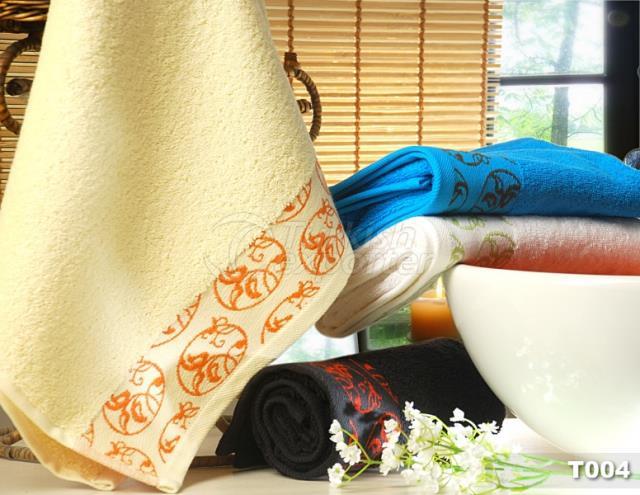 Towels T004