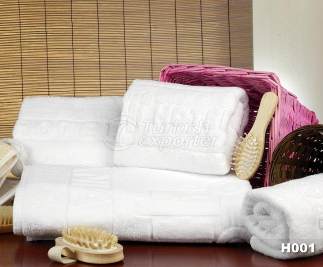 Hotel Group Towels H001