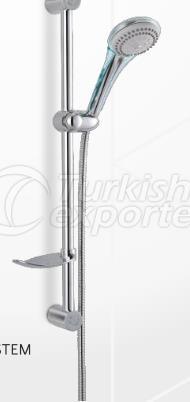 Class Sliding Shower System