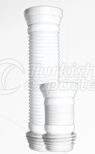 100 mm  WC Connector Pipe