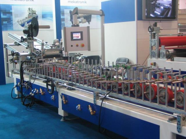 Wooden Profile Siding Machine