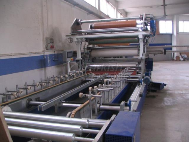 Slot Panel Coating Machine