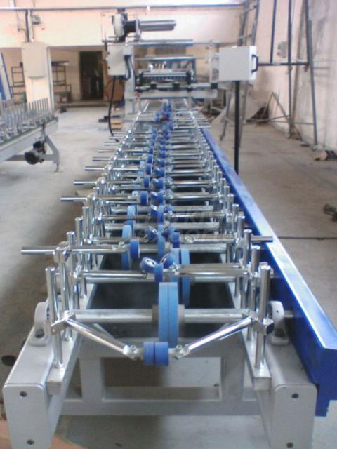 Mesh Coating Machine