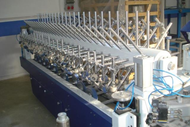 QuattroProfile Coating Machine