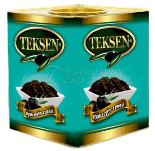 Paste Black Olives