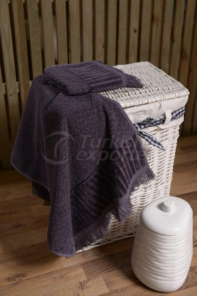 Terry Towels with Velour Edge