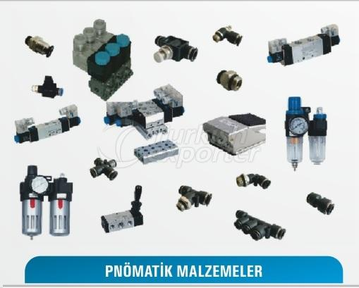 Hydraulic-Pneumatic Equipments